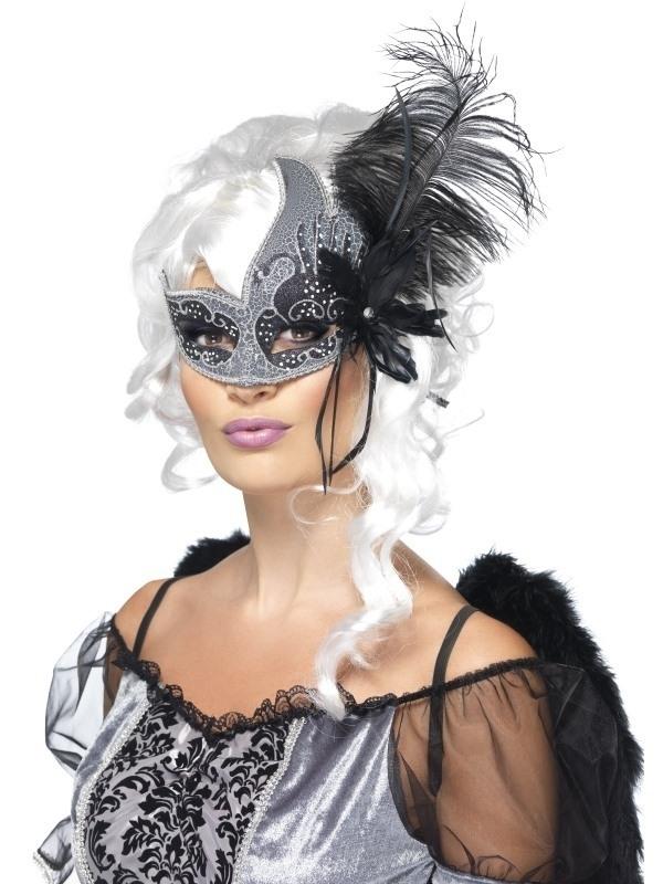 Oogmasker dark angel