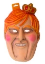 XXL masker Koning WIllie