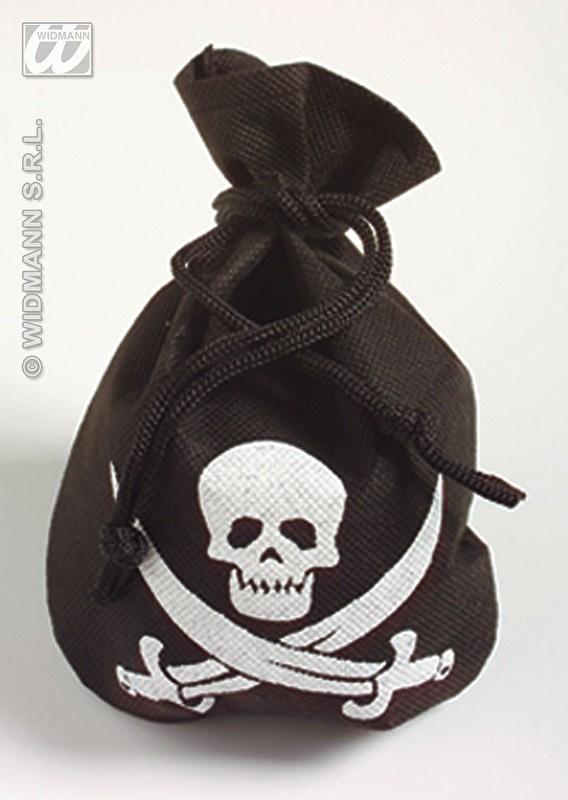 Geldtasje piraat