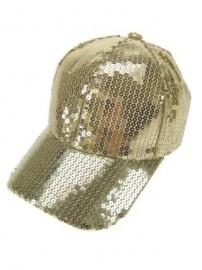 Gouden Baseball Cap / Pet