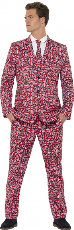 Kostuum Engeland design