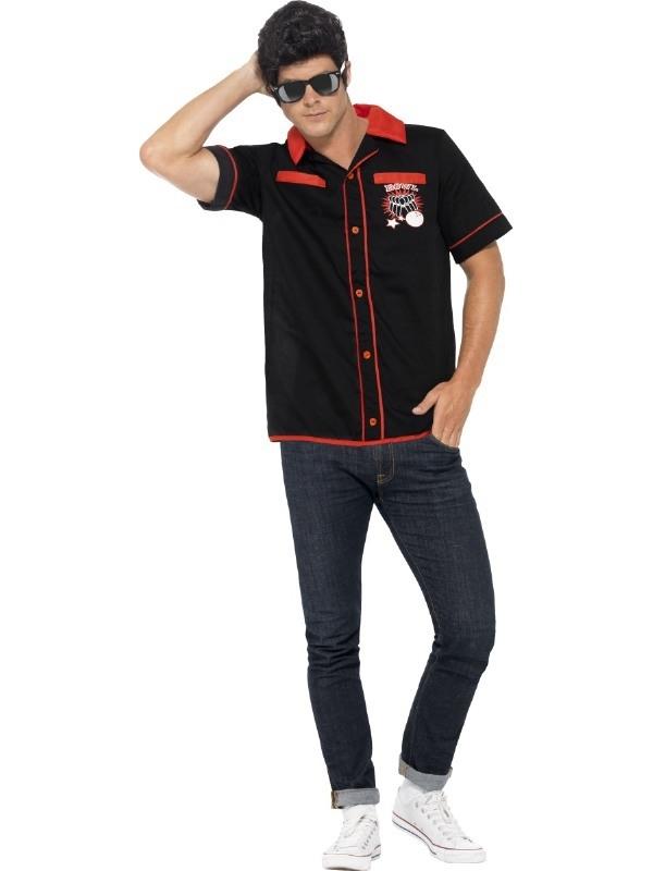 50's Grease bowling shirt