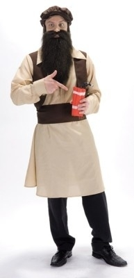 Taliban kostuum