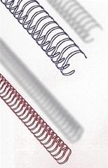 3:1 wire-o bindringen nr 4 (6,4 mm)