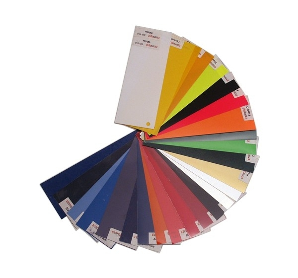 Textiel snij flex lage temperatuur standaard kleuren.