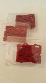 Bespaarset nylon messen voor IART 2518-3.0