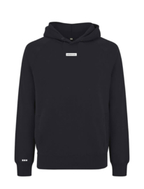 Original hoodie, zwart wit kader