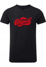 Amsterdam Original, zwart rood