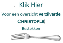 Christofle verzilverd bestek