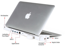 Landingzone 2.0 Pro Dockingstation - MacBook Air 13 inch - Excl. 179,00