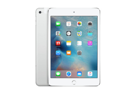 iPad mini 4 Wi-Fi 32GB Silver - Excl 363,00
