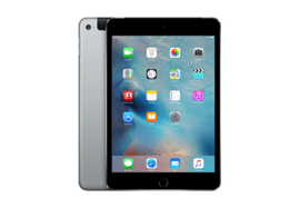 iPad mini 4 Wi-Fi 32GB Space Gray - Excl. 363,00