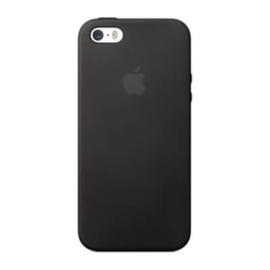 iPhone Leather Case voor 5s en SE - zwart - Excl. 32,00