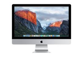 iMac 27-inch: 3,2-GHz quad-core Intel Core i5 met Retina 5K-display - Excl. 1725,00