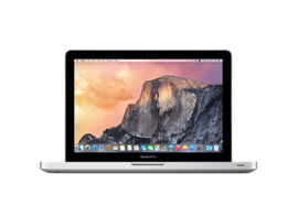 13-inch MacBook Pro 2.5GHz dual-core Intel Core i5 - Excl. 969,00