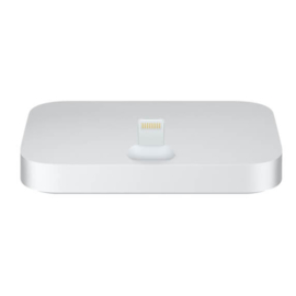 iPhone Lightning Dock Silver - Excl. 47,00