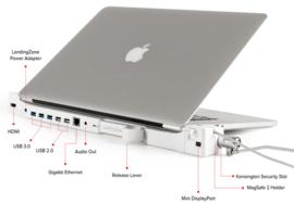 Landingzone Dock Pro - MacBook Pro Retina 13 inch - Excl. 219,00