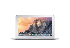 MacBook Air 11-inch: 128 GB - Excl. 809,00