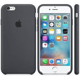 iPhone 6S Silicone Case Houtskoolgrijs - Excl. 31,00