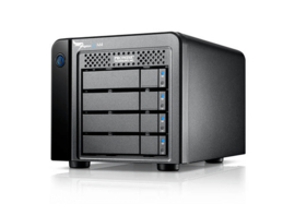 Promise Pegasus 2 M4 with 4 x 1TB SATA 2.5 HDD incl. Thunderbolt cable - Excl. 819,00