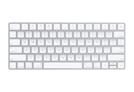 Apple Magic Keyboard - Nederlands (alleen in Cellofaan - met oplaadkabel) - Excl. 70,00