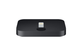 iPhone Lightning Dock Black - Excl. 47,00