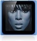 iPod nano 8 GB blauw