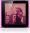 iPod nano 8 GB roze