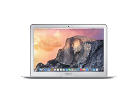 MacBook Air 13-inch: 128 GB - Excl. 889,00
