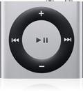 iPod Shuffle 2 GB zilver