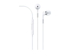 Apple In-ear Headphones with Remote and Mic - Excl. 63,00
