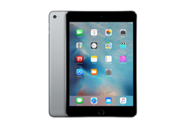 iPad mini 4 Wi-Fi 128GB Space Grey - Excl. 454,00