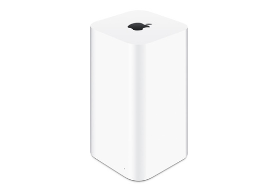 AirPort Time Capsule - 2 TB - Excl. 266,00