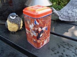 Nostalgisch Oranje Hagel blik 50 jaar