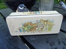 Nostalgisch blik van Pickwick voor theezakjes