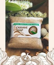 Cassave soap 100gr