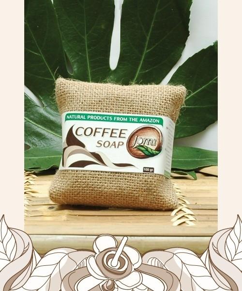 Coffee soap 100gr