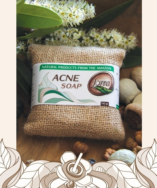 Acne soap (Neem )100gr