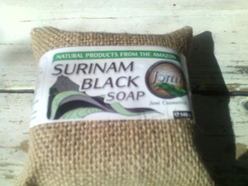 Surinam Black Soap 140gr