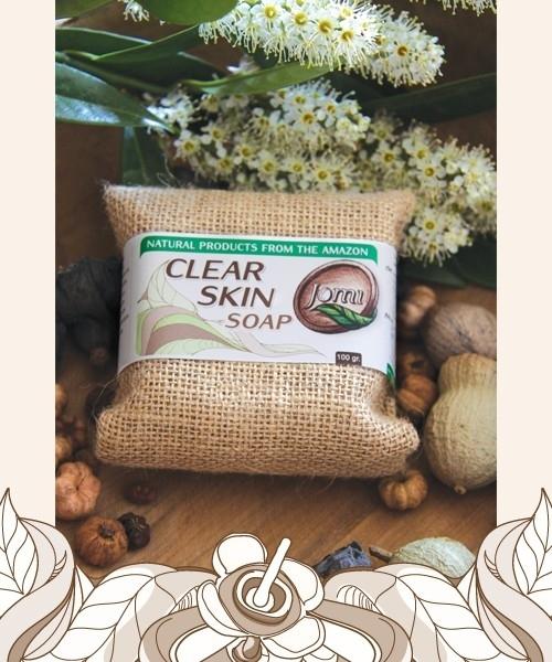 Clear Skin soap 100gr