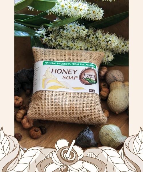 Honey soap 100gr