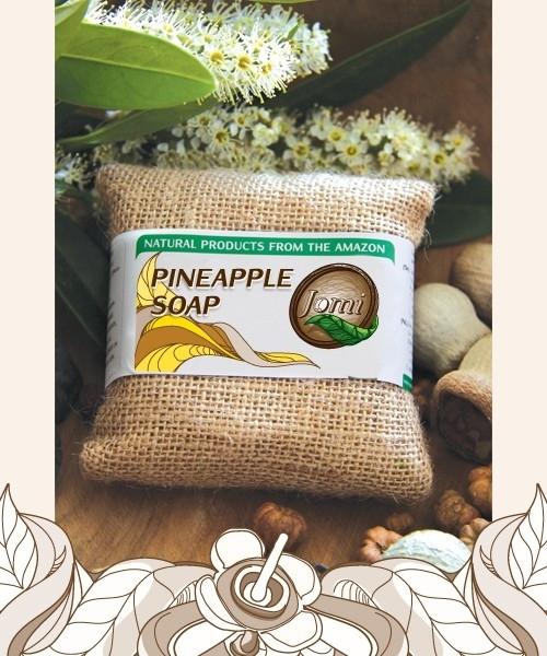 Pineapple soap 100gr