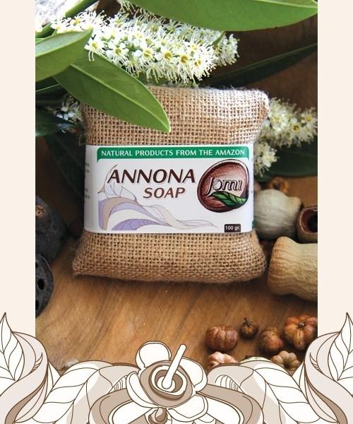 Annona soap 100gr