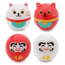 Lipbalm Maneki Neko & Japanse Durama (pick one)