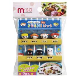 SUSHI Spießchen-Set für Bento Box