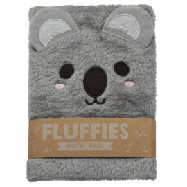Notebook Fluffy Koala