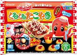 Popin Cookin Kurukuru Takoyaki  DIY Japanischen Süßigkeiten