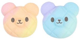 Squishy Bunnys Cafe Kumatan Jumbo Melon Pan - Pick one