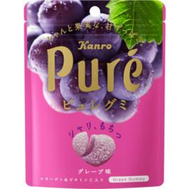 Puré Grape gummy