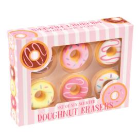 Radiergummi set Donuts